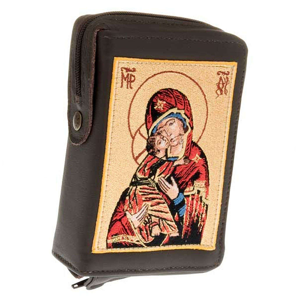 Copertina lit. vol. unico immagine Madonna di Vladimir 4