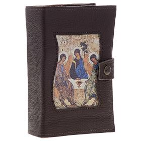 Copertine liturgia vol. unico pelle SS.Trinità s1