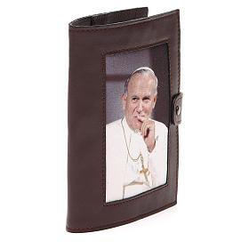 Cop. Lit. 4 vol. pelle testa di moro Giovanni Paolo II s4