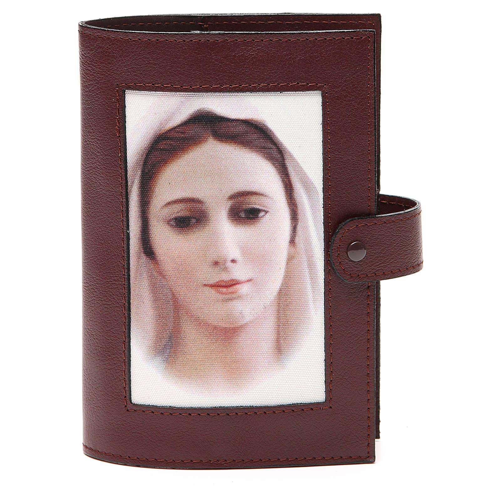 Cop. Lit. 4 vol. pelle testa di moro Madonna immagine 4