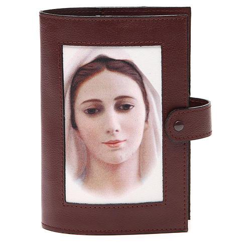Cop. Lit. 4 vol. pelle testa di moro Madonna immagine 1