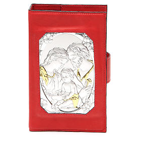 Custodia 4 vol. magnetica S. Fam. Metallo rossa s1