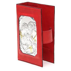 Custodia 4 vol. magnetica S. Fam. Metallo rossa s2