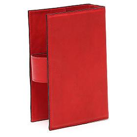 Custodia 4 vol. magnetica S. Fam. Metallo rossa s3