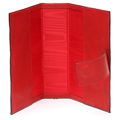 Custodia 4 vol. magnetica S. Fam. Metallo rossa 5
