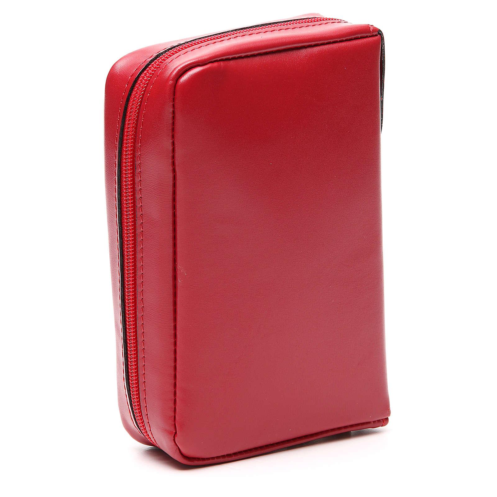 Custodia Lit. Ore 4 Vol. Zip rossa Passionisti 4
