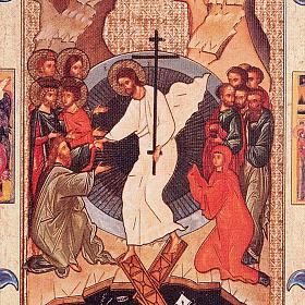 Gospel Book cover, Resurrection s3