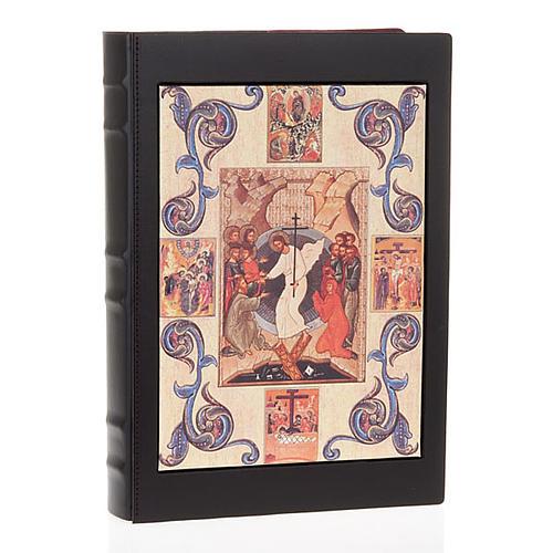 Gospel Book cover, Resurrection 1