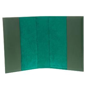 Lectionary Cover in Real Leather with Golden Print s2