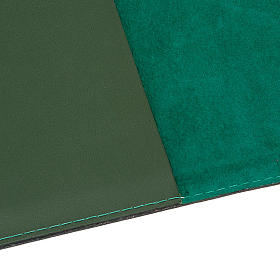 Lectionary Cover in Real Leather with Golden Print s4