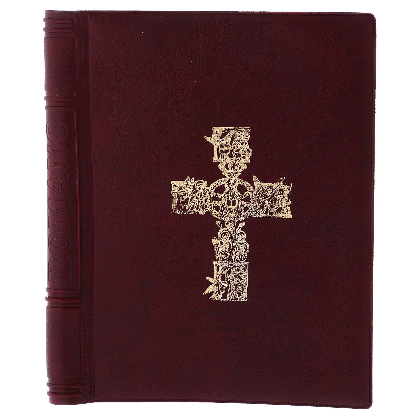 Messbuch-Einband Romano 25,5x18 cm 4