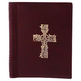 Messbuch-Einband Romano 25,5x18 cm s1