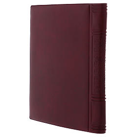 Messbuch-Einband Romano 25,5x18 cm s2