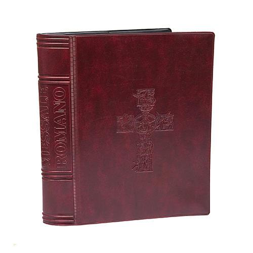 Copri messale Romano 25,5x18 cm 1