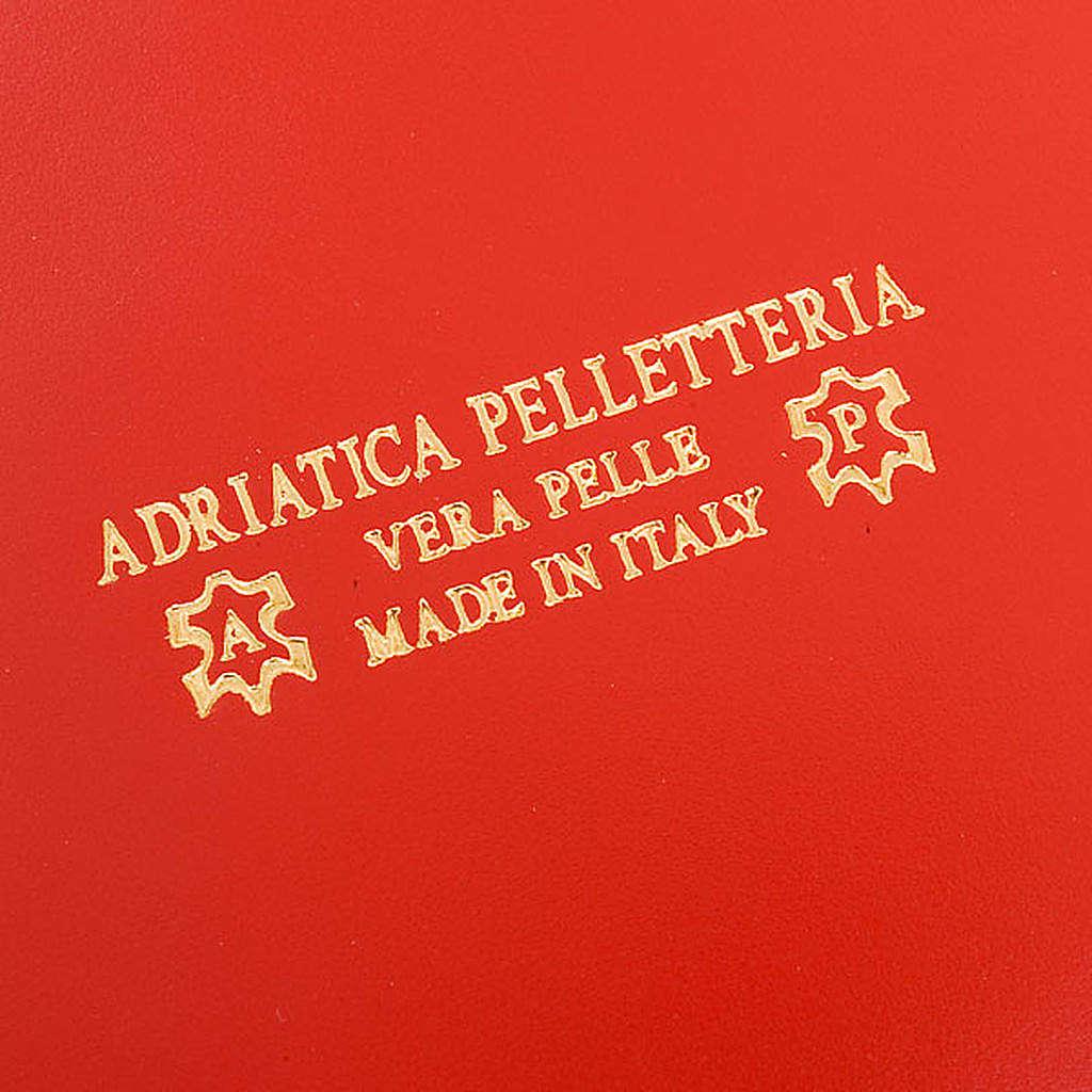 Custodia per Messale Romano rossa 4