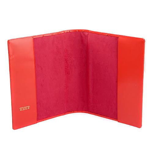 Slip-case for roman missal red 3