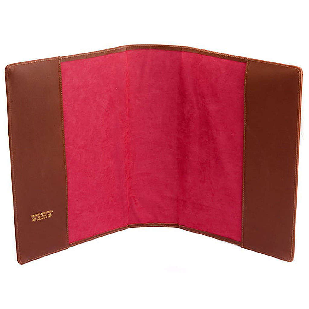Cow-hide slip-case for Roman Missal 4