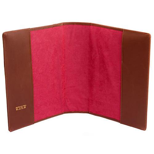 Cow-hide slip-case for Roman Missal 2