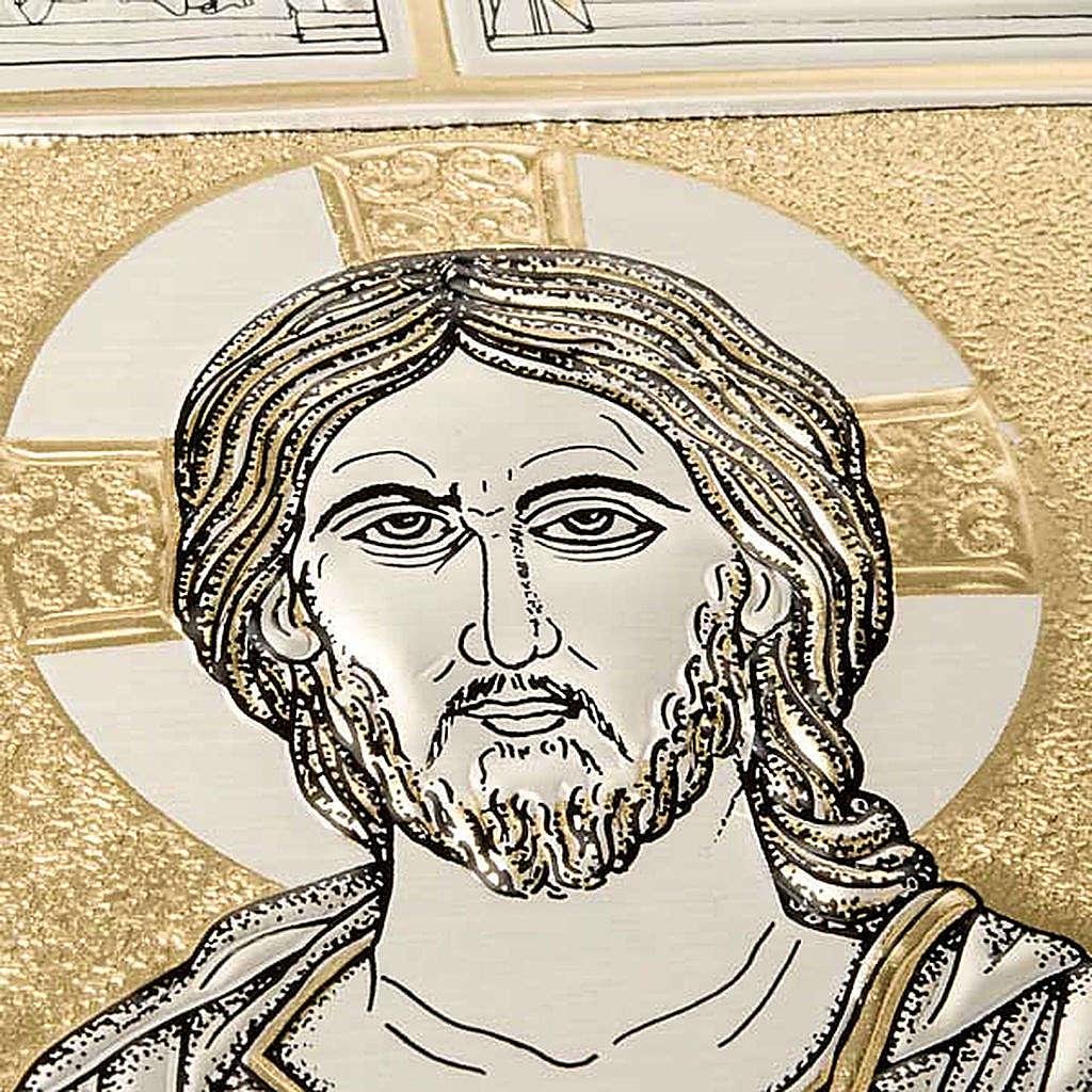 Estuche para Misal con chapa Cristo Pantocrator 4