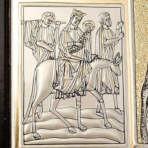 Etui pour missel, plaque du Christ Pantocrator 4