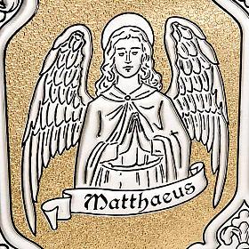 Copertina Messale con doppia placca Cristo Pantocratore s4