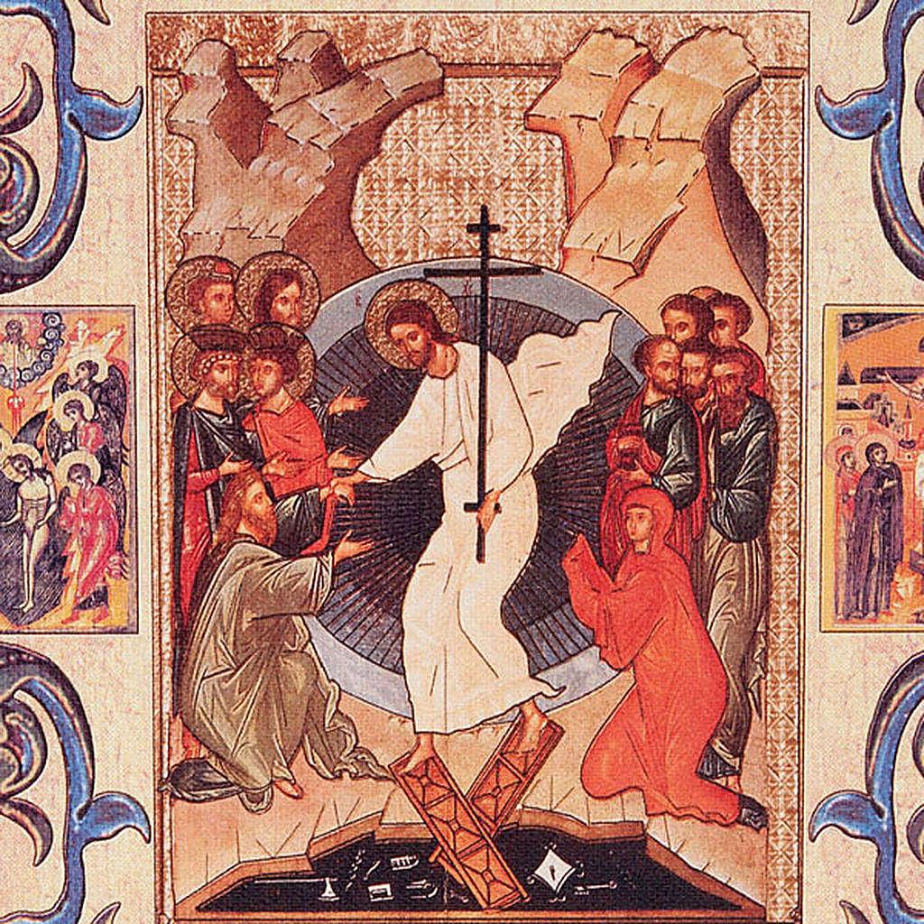 Coprimessale vera pelle Resurrezione 4