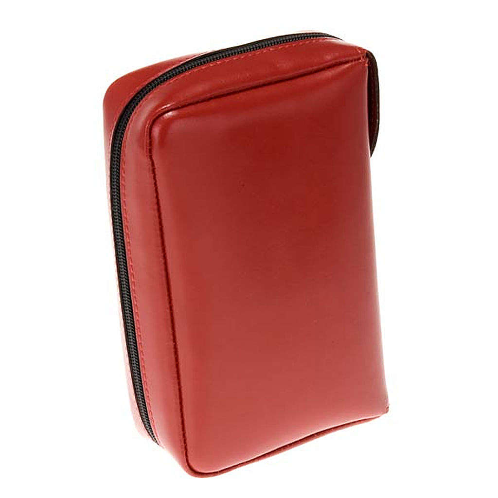 Cover for Saint Paul Daily Missal leather with zipper 4