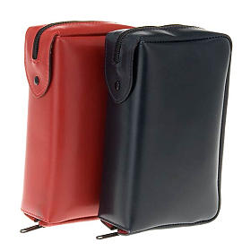 Cover for Saint Paul Daily Missal leather with zipper s1
