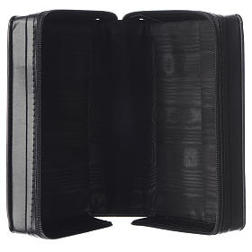 Cover for missal, black leather s3