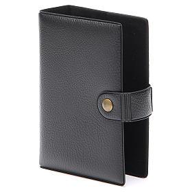 STOCK missal case in black leather imitation EDB s2