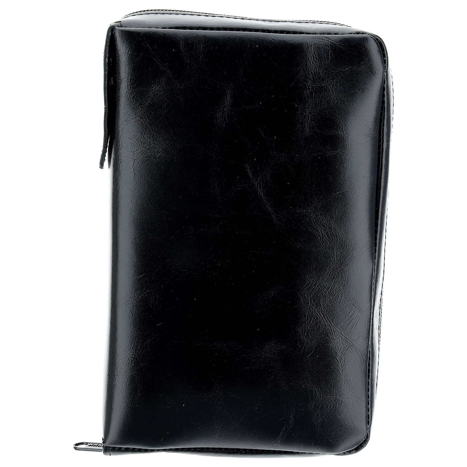 Real black leather case Daily Missal St. Paul III EDITION 4