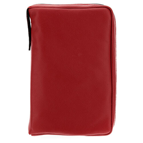 Real red leather case Daily Missal St. Paul III EDITION 1