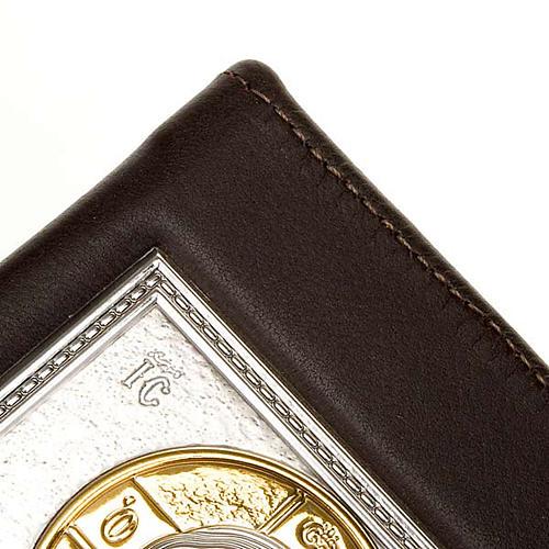 Copertina Bibbia argento Gerusalemme 2009 3