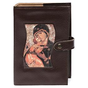 Custode Bible de Jérusalem grand format Vierge de Vladimir s1