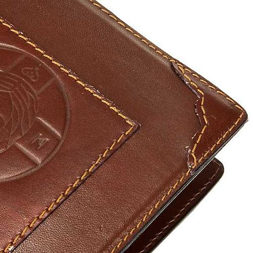 Copertina cuoio Bibbia Gerusalemme 2009 5