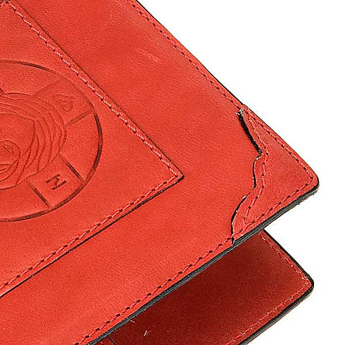 Copertina cuoio Bibbia Gerusalemme 2009 6