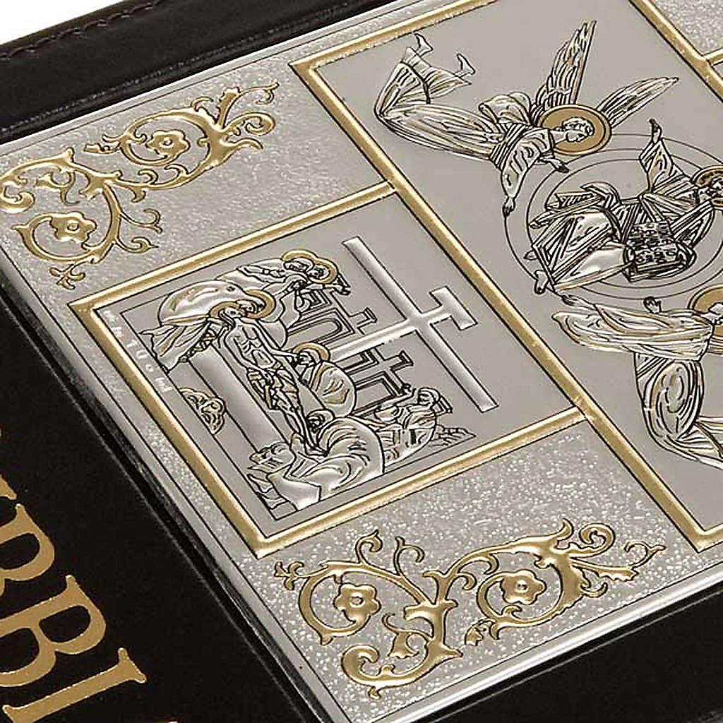 Copertina Bibbia Gerusalemme Studio placca Resurrezione 4