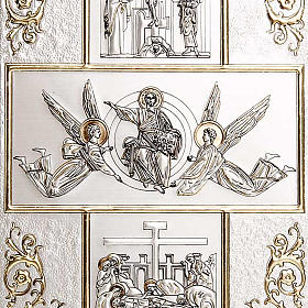 Copertina Bibbia Gerusalemme Studio placca Resurrezione s3