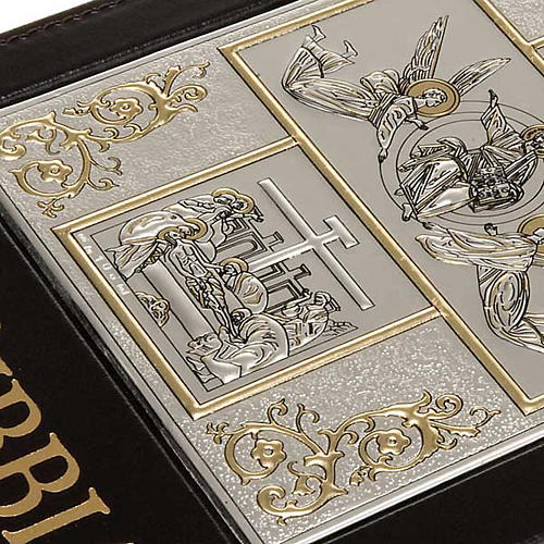 Copertina Bibbia Gerusalemme Studio placca Resurrezione 2