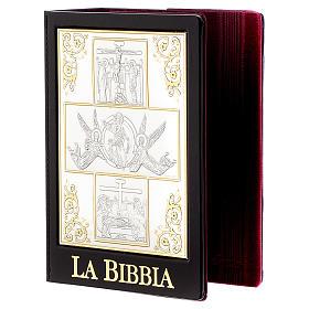 Custodia Bibbia Gerusalemme placca Resurrezione s3