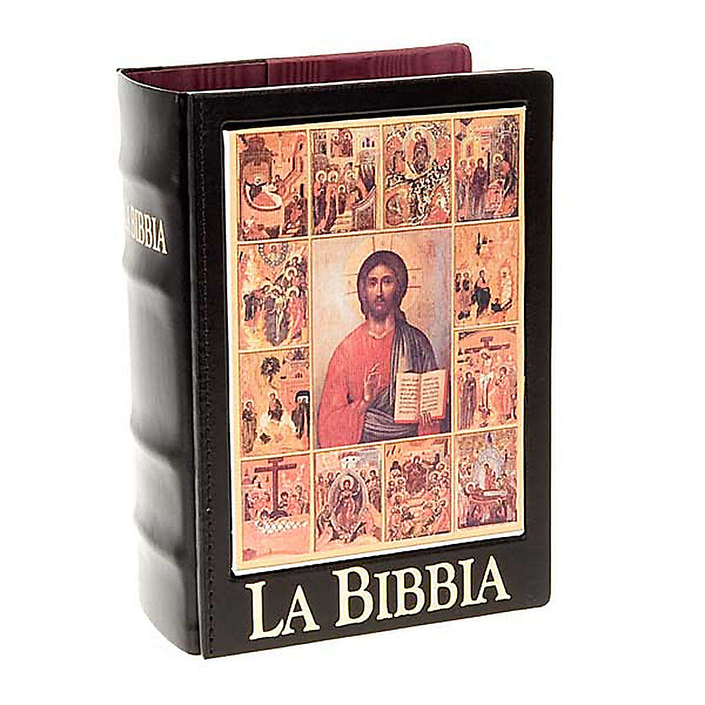 Copertina Bibbia Gerusalemme 2009 Cristo Pantocratore 4