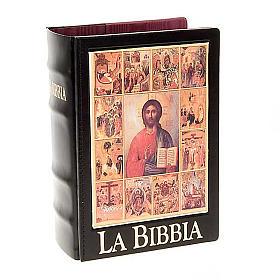 Copertina Bibbia Gerusalemme 2009 Cristo Pantocratore s1