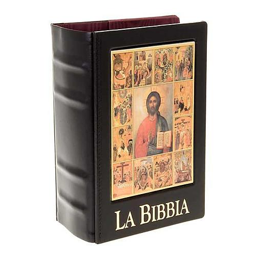 Copri Bibbia Studio Gerusalemme 2009 placca icona 1