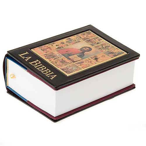 Copri Bibbia Studio Gerusalemme 2009 placca icona 2