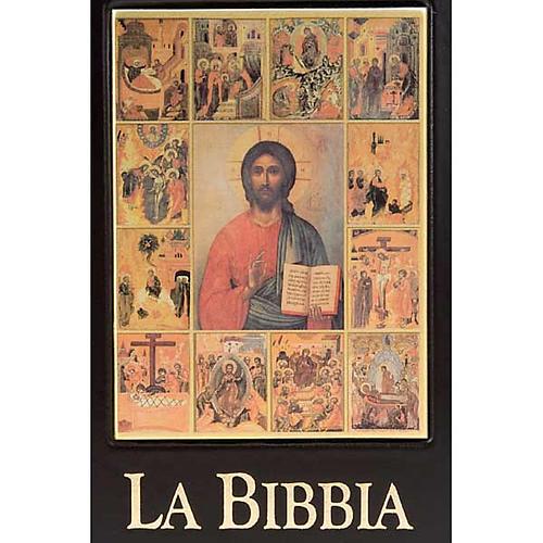 Copri Bibbia Studio Gerusalemme 2009 placca icona 5