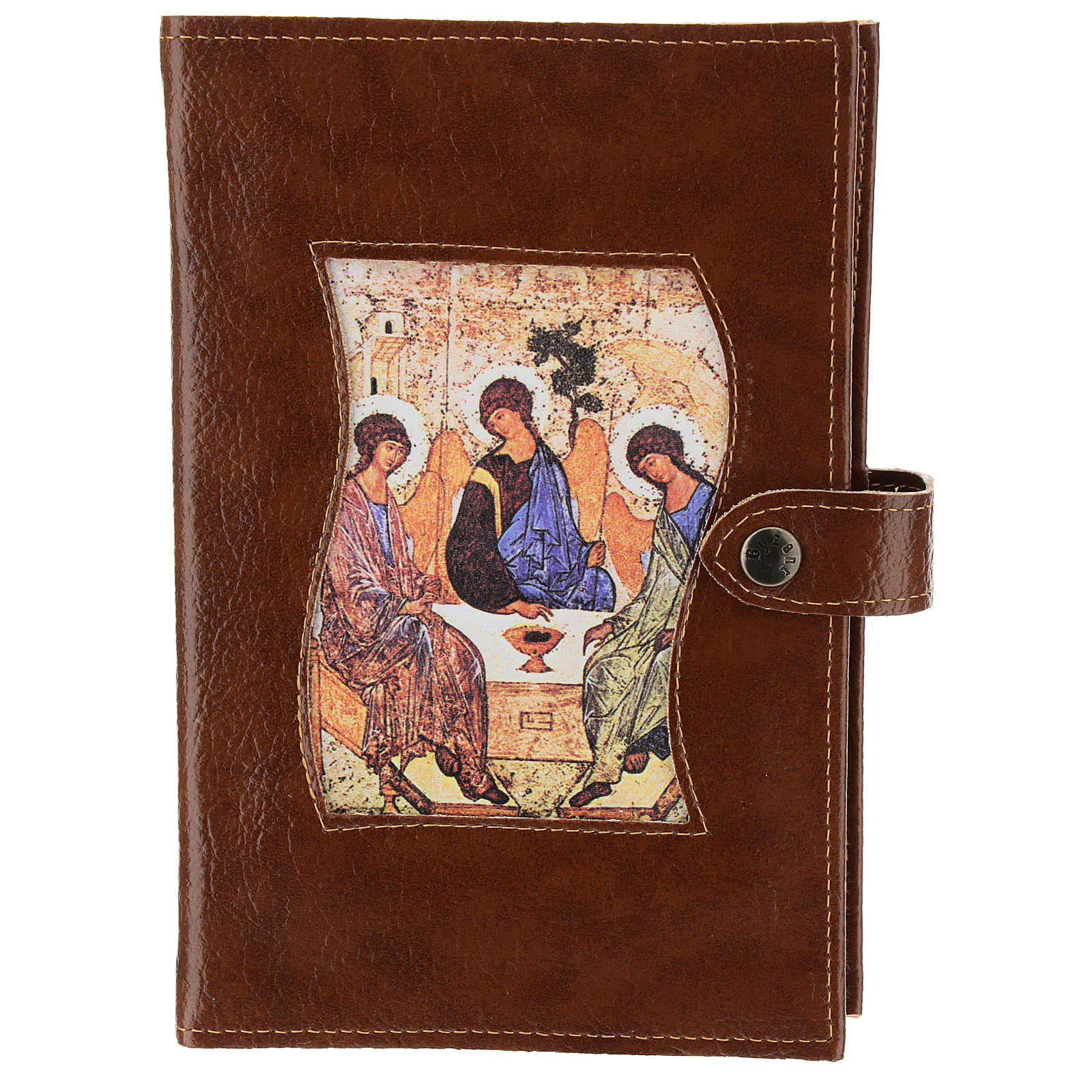 Copertina Bibbia San Paolo SS Trinità 4