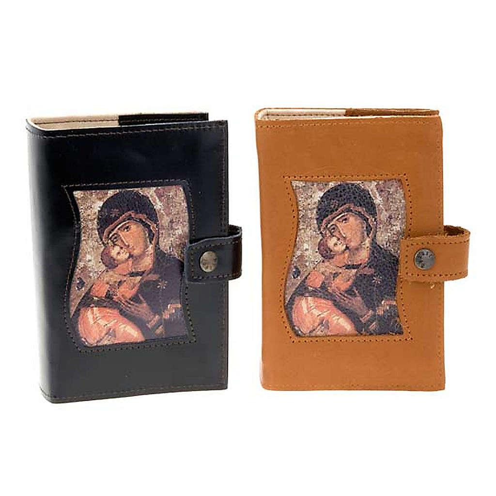 Deckel fuer Bibel Heilig Paul Madonna 4