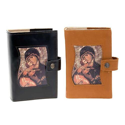 Deckel fuer Bibel Heilig Paul Madonna 1
