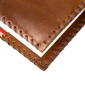 Copertina cuoio Bibbia Via Verità e Vita s3