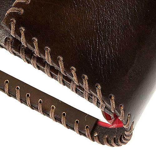 Leather slipcase for Bible of Jerusalem large size 2
